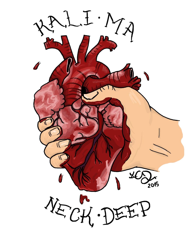 Kali Ma neck deep.jpg